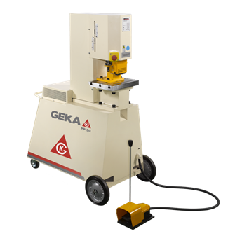 Jsauer Machinery Sales Geka Portable Punches